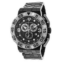 Reloj Swiss Legend Challenger Acero Negro 10125-bb-11