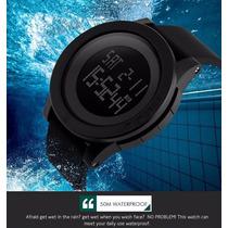 Reloj Digital Moderno Contra El Agua Envio Gratis