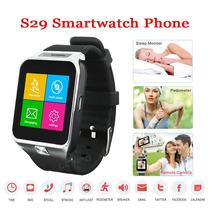 Smart Watch S29 Reloj Celular Liberado Negro