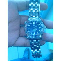 Reloj Omega Seamaster 007 Automatico Chronometer Cosc Cartie