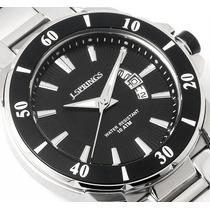 Reloj J Springs Bbe052 Para Dama Analogo Fechador Wr100m