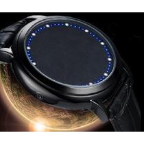 Reloj Led Modelo Tron Lujo Digital Binario Moderno Luz 2015