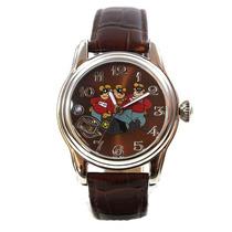 Reloj Automatico Con Personajes De Disney Limitados A 999pz