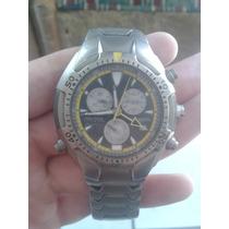 Reloj Náutica Titanium Case Water Resistant A22505