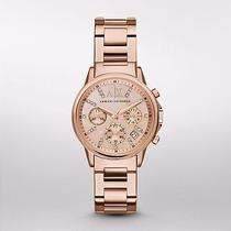 Reloj Armani Exchange Dama Ax4326 | Piedra Swarovski |