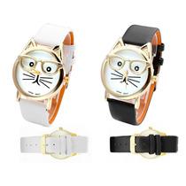 Reloj Gato Hippster & Garden