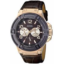 Reloj Hombre Guess U0040g3 Original Envio Gratis