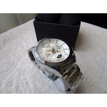 Precioso Reloj Calvin Klein Acero Grande Subasta 1 Peso