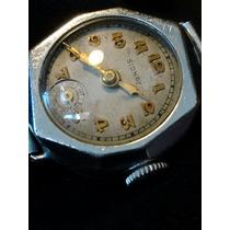 Antiguo Reloj Marca Sidney Suizo De Dama
