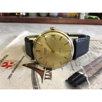 Reloj Haste Extraplano 21 Joyas Antiguo Cuerda Chapa Oro 60
