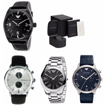 Reloj Caballero Emporio Armani Variedad 100% Original