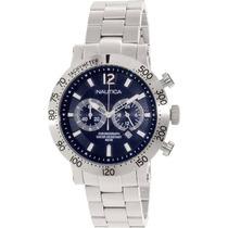 Reloj Nautica Wnaut1254 Plateado Hombre