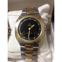 Reloj Omega Seamaster Polaris Oro/acero