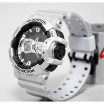 Reloj Casio G Shock Gmix Gba-400-8b Bluetooth Wr200m
