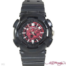 Reloj Ed Hardy Original Para Caballero