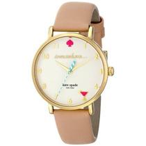 Reloj Kate Spade New York 1yru0484 Beige Femenino