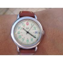 Reloj De Pulsera - Swiss Army- Caballero