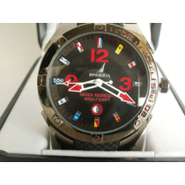 Moderno Reloj Nautica Con Calendario,nuevo Modelo, Vbf