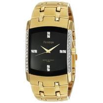 Reloj Armitron 20/4541bkgp Dorado