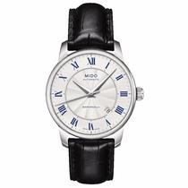 Reloj Mido Baroncelli Automático Piel Negra M86004214