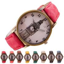 Lote 12 Reloj De Moda Para Dama Color Silicon Oferta