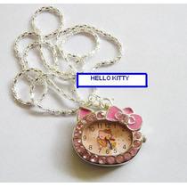 Fino Reloj Hello Kitty