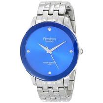 Reloj Armitron 20/4952blsv Plateado