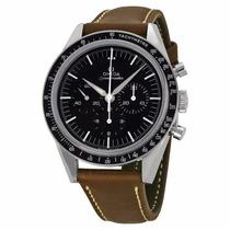 Reloj Omega Speedmaster Manual Piel Café 31132403001001