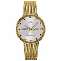 Reloj Mido Commander M842932113 Ghiberti