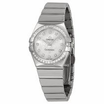 Reloj Omega Constellation Mujer Concha 12315276055003