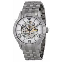 Reloj Emporio Armani Meccanico Esqueleto Automático Ar4672
