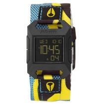 Reloj Nixon Wnxn1188 Amarillo