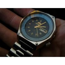 Reloj Orient Muy Grande Modelo Sk Vintaje
