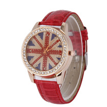 Reloj Inglaterra One Direction Bandera Uk Gran Bretaña.