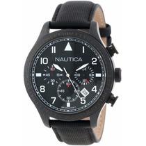 Reloj Nautica N18685g Cronógrafo Envio Gratis