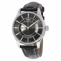 Reloj Mido Belluna Automático Piel Negra M0014311606122