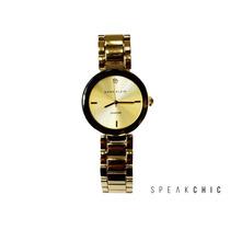 Reloj Anne Klein 1362 Dorado