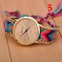 Reloj Geneva Vv1128-0504 Dorado