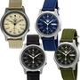 Reloj Seiko Militar Snk