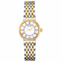 Reloj Mido Dorada Lady M21309261 Ghiberti