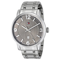 Reloj Tommy Hilfiger 1710345 Acero Inoxidable Envio Gratis