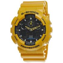 Reloj Casio G-shock Wca813 Amarillo