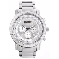 Reloj Akribos Xxiv Grandiose Diamond Acero Inoxidable Ak439s