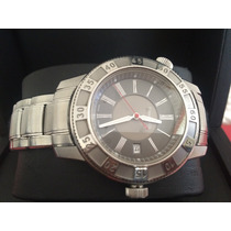 Reloj Tiffany And Co,de Hombre Acero Inox Con 6 Joyas