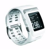 Reloj Nike Sportwatch Blanco + Plus En Caja.
