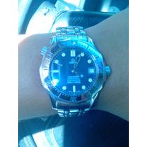Reloj Omega Seamaster 007 Automatico Chronometer Cosc Rolex