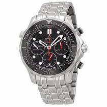 Reloj Omega Seamaster Automático Negro 21230425001001