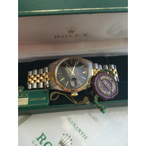 Rolex Oyster Perpetual Datejust Oro Acero