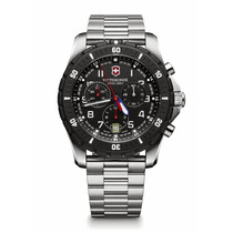 Reloj Victorinox Análogo Acero Inoxidable Cronógrafo 241679