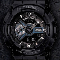 Casio G Shock Ga 110 / Antimagnético / Led / Cristal Mineral